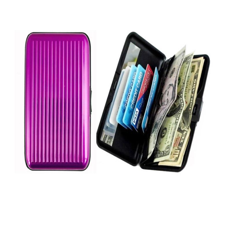 dddbbcbb730e0 ... Dámska móda a doplnky - Veľké púzdro na doklady a platobné karty Aluma  Wallet ...