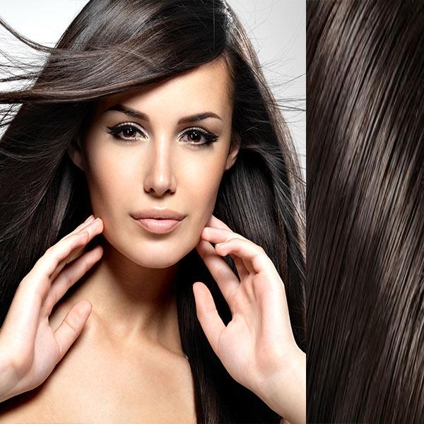Predlžovanie vlasov a účesy - Clip in sada DE-LUXE 244da913da6