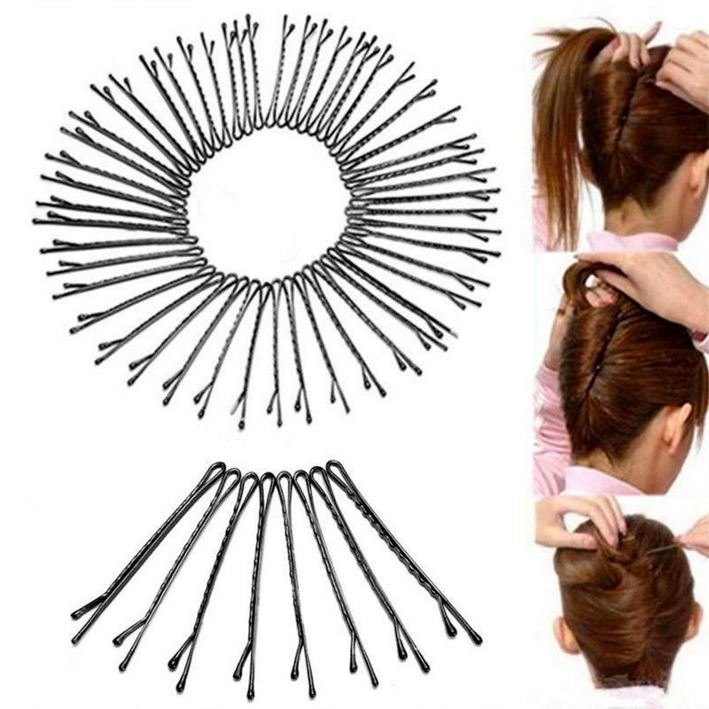 bcef2f216f1 Predlžovanie vlasov a účesy - Sponky do vlasov - pierka - pinety - vlásenky