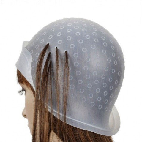 Melírovací čiapky - klobúk