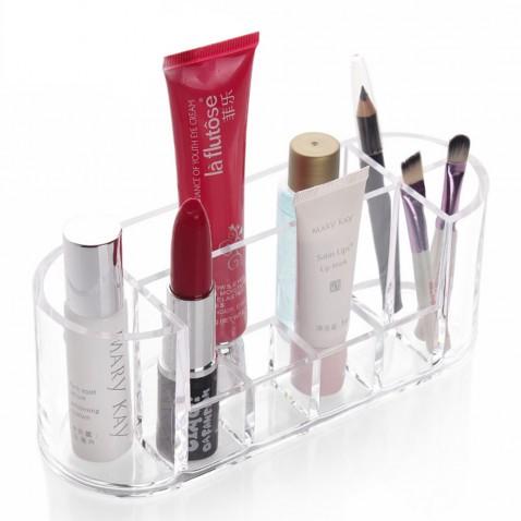 Plastový kozmetický organizér - mini