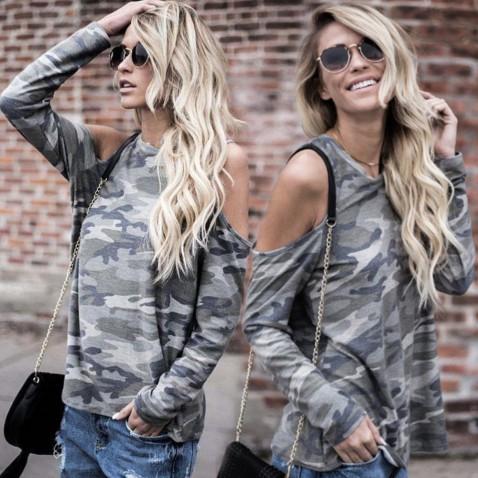 Dámský top - Army Fashion