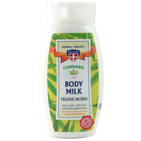 Konopné telové mlieko, 250 ml