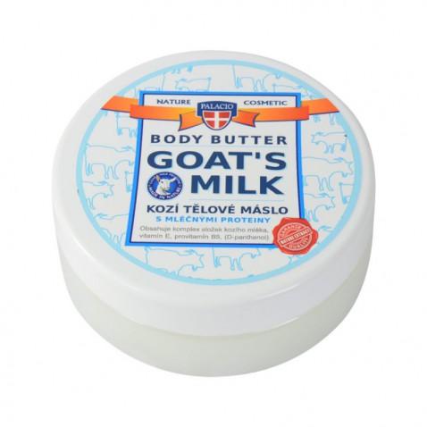 Kozie mlieko telové maslo, 200 ml