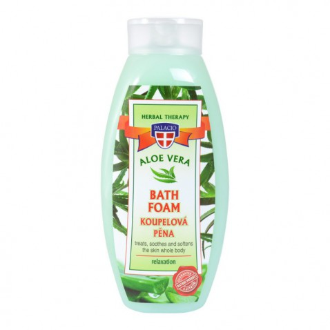 Aloe Vera pena do kúpeľa, 500 ml