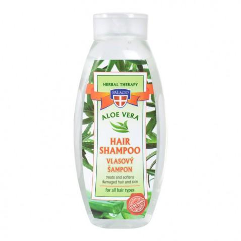 Aloe Vera vlasový šampón, 500 ml