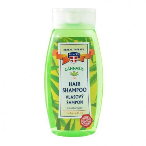 Konopný vlasový šampon, 250 ml