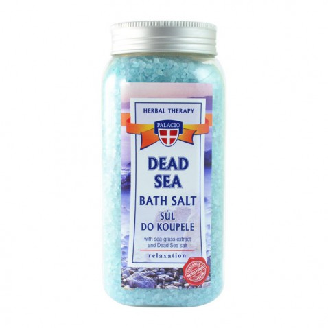 Mŕtve more soľ do kúpeľa, 900 g