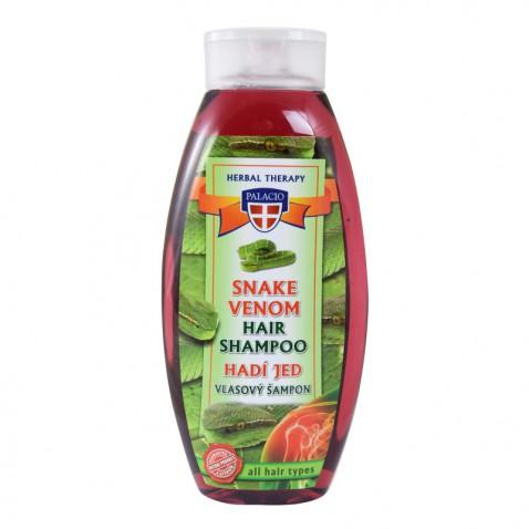 Hadí jed vlasový šampon, 500 ml