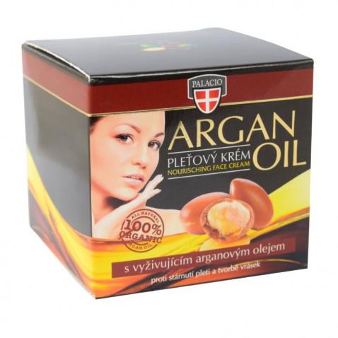 Arganový olej pleťový krém, 50 ml