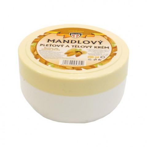Mandlový krém, 200 ml