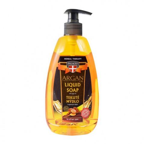 Arganový olej tekuté mydlo, 500 ml