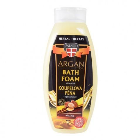 Arganový olej pena do kúpeľa, 500 ml