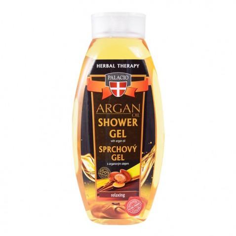 Arganový olej sprchový gel, 500 ml