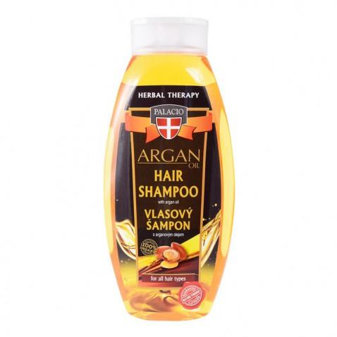 Arganový olej vlasový šampón, 500 ml