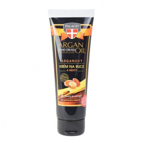 Arganový olej krém na ruky a nechty, 125 ml