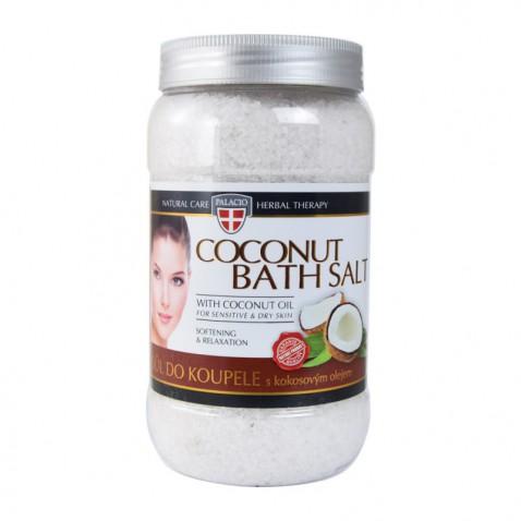 Kokosová soľ do kúpeľa, 1200 g