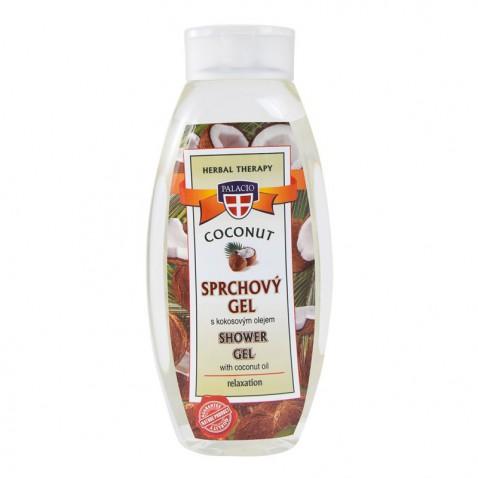 Kokosový sprchový gél, 500 ml