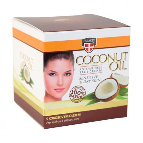 Kokosový pleťový krém, 50 ml