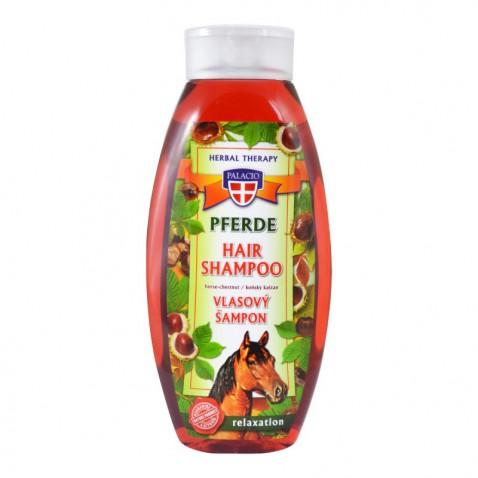 Pferde gaštanový vlasový šampón, 500 ml