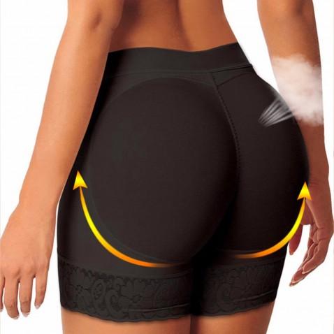 Push up tvarovacie nohavičky Colombianas - čierne