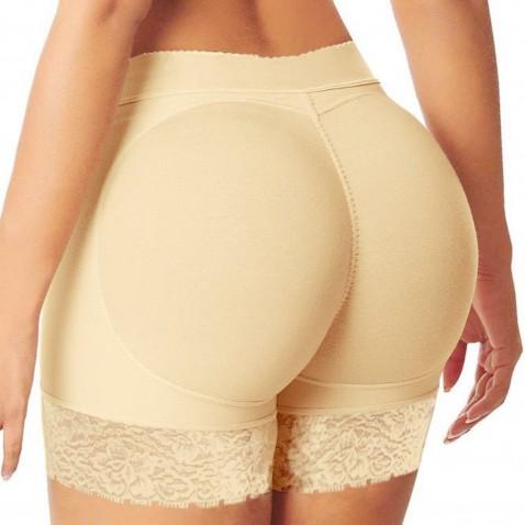 Push up tvarovacie nohavičky Colombianas - telové