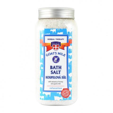 Kozie mlieko soľ do kúpeľa, 900 g
