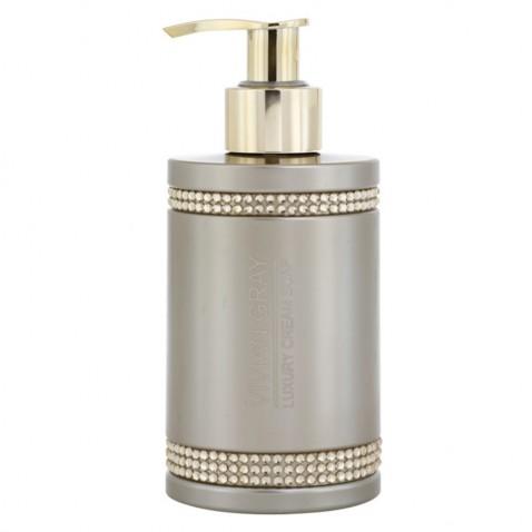 Vivian Gray Crystal Brown krémové mydlo, 250 ml