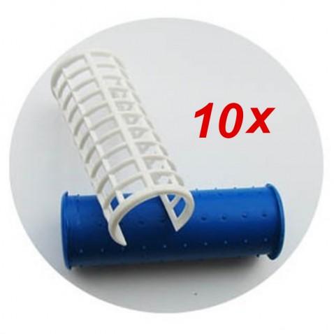 Natáčky varné - priemer 24 mm - náhradní spony, 10 ks