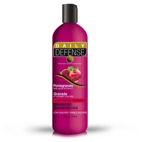 Daily Defence Pomegrante vlasový šampón, 473 ml
