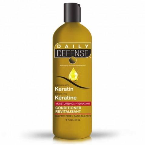 Daily Defence vlasový kondicioner s keratínom, 473 ml