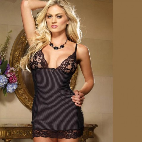 Dámska nočná košieľka Lissiene + nohavičky zadarmo