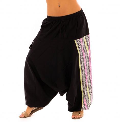 Harémové nohavice Bumginy Zig-Zag