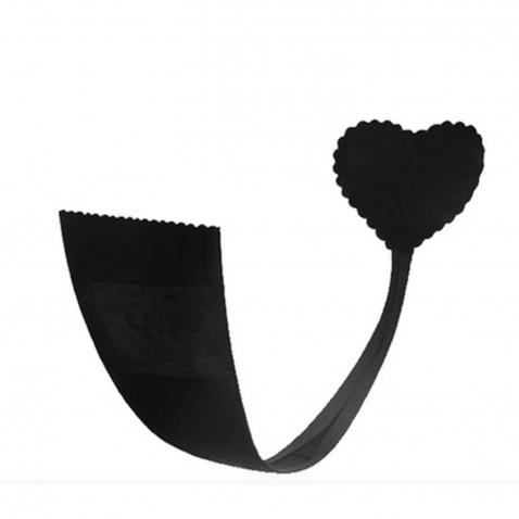 Nohavičky C - string - čierne