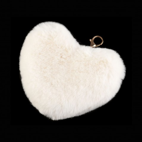 Kľúčenka / púzdro srdce 15 x18 cm
