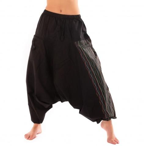 Harémové nohavice Bumginy Stripes