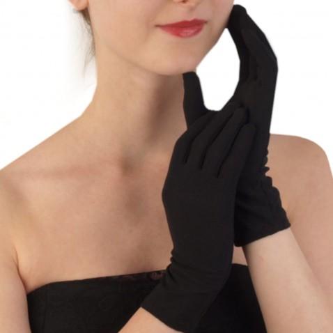 Spoločenské rukavice dámske 22 - 23 cm