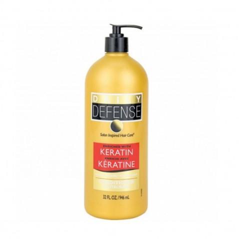 Daily Defence vlasový kondicioner s keratínom, 946 ml