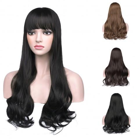 Dámske tupé Effecta long curl