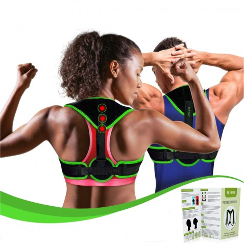 Korektor na rovný chrbát