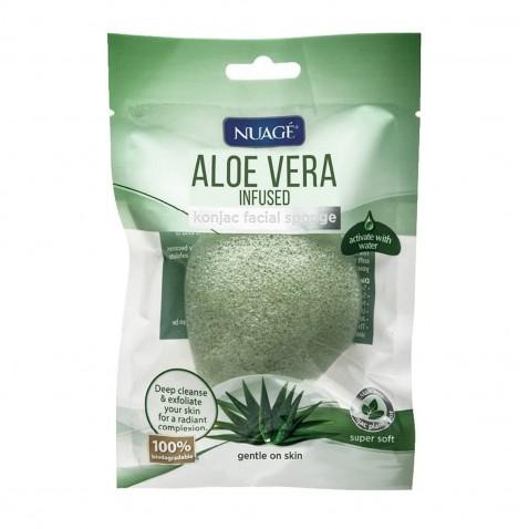 Nuage Skin Hubka na tvár s Aloe Vera