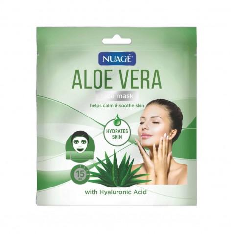 Nuagé Hydratačná pleťová maska Aloe Vera