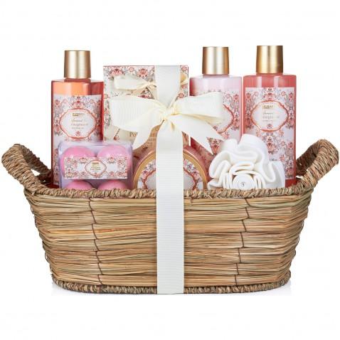 Brubaker Luxusná darčeková sada Apricot & Pomegranate