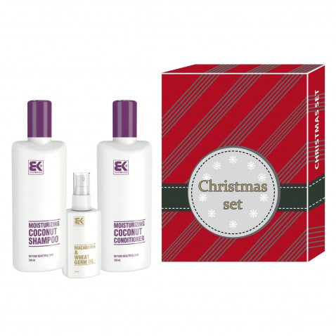 Brazil Keratin Coconut Christmas set
