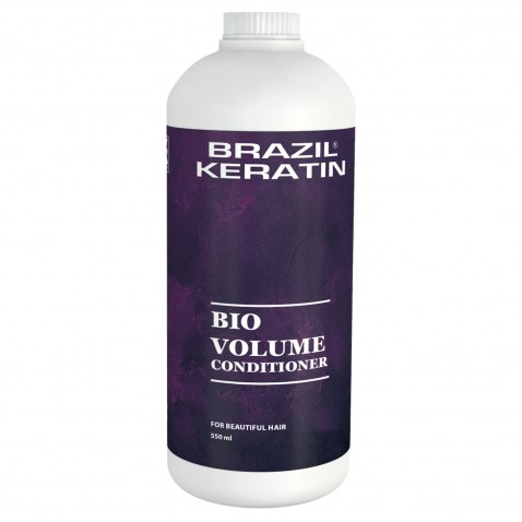 Brazil Keratin Conditioner Bio Volume 550 ml