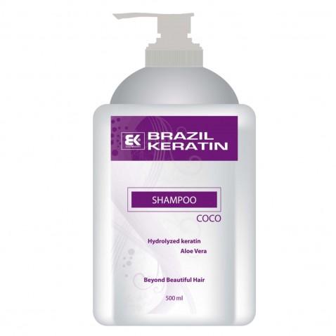 Brazil Keratin Shampoo Coconut 500 ml