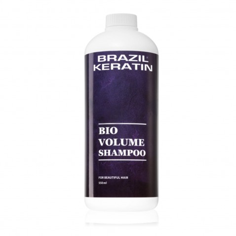 Brazil Keratin Shampoo Bio Volume 550 ml