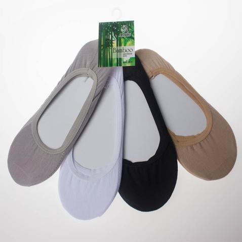 Balerínkové ponožky s bambusovým vláknom