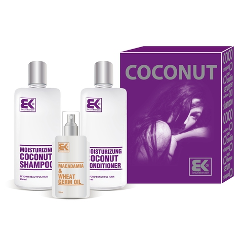 Brazil Keratin Coconut set