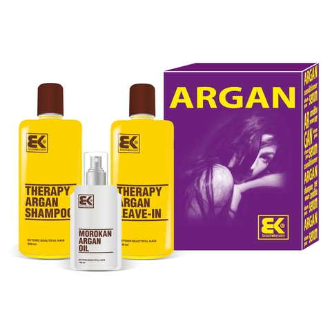 Brazil Keratin Argan set